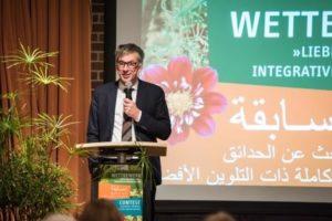 Stefan Tidow, Staats-Sekretär für Umwelt- und Klima-Schutz in der Berliner Senats-Verwaltung