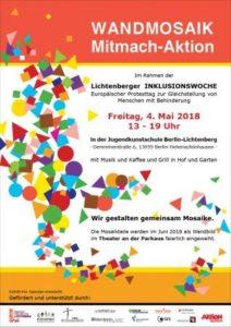 Poster zur Veranstaltung