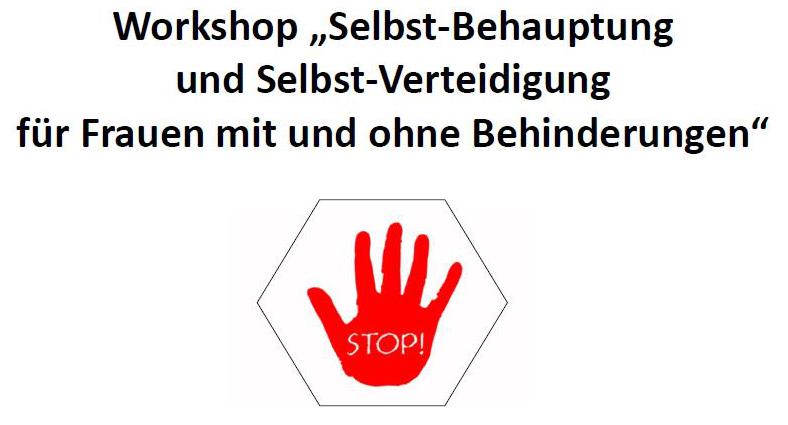Stop-Symbol mit abwehrender Hand.