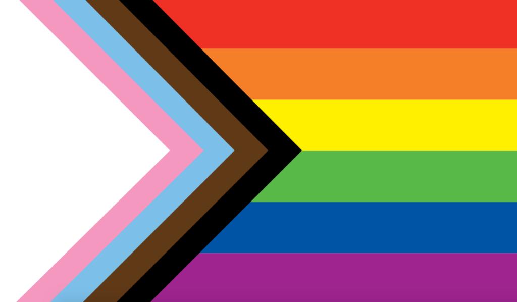 neue Progress-Prdie-Flagge